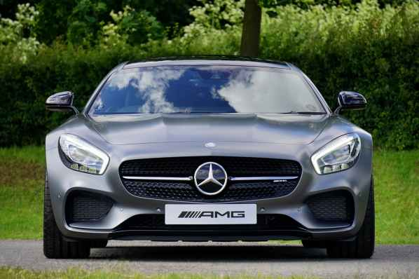 car luxury mercedes design